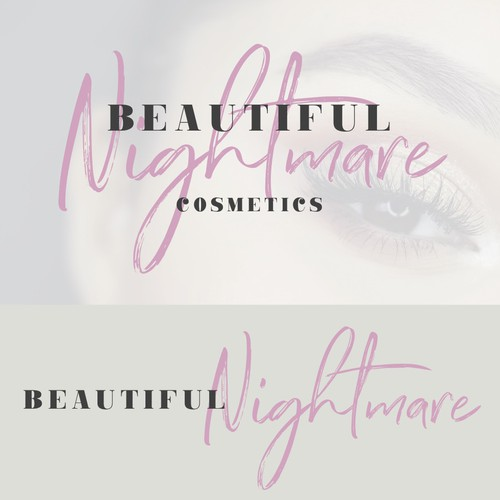 Elegant Logo for Cosmetics Brand