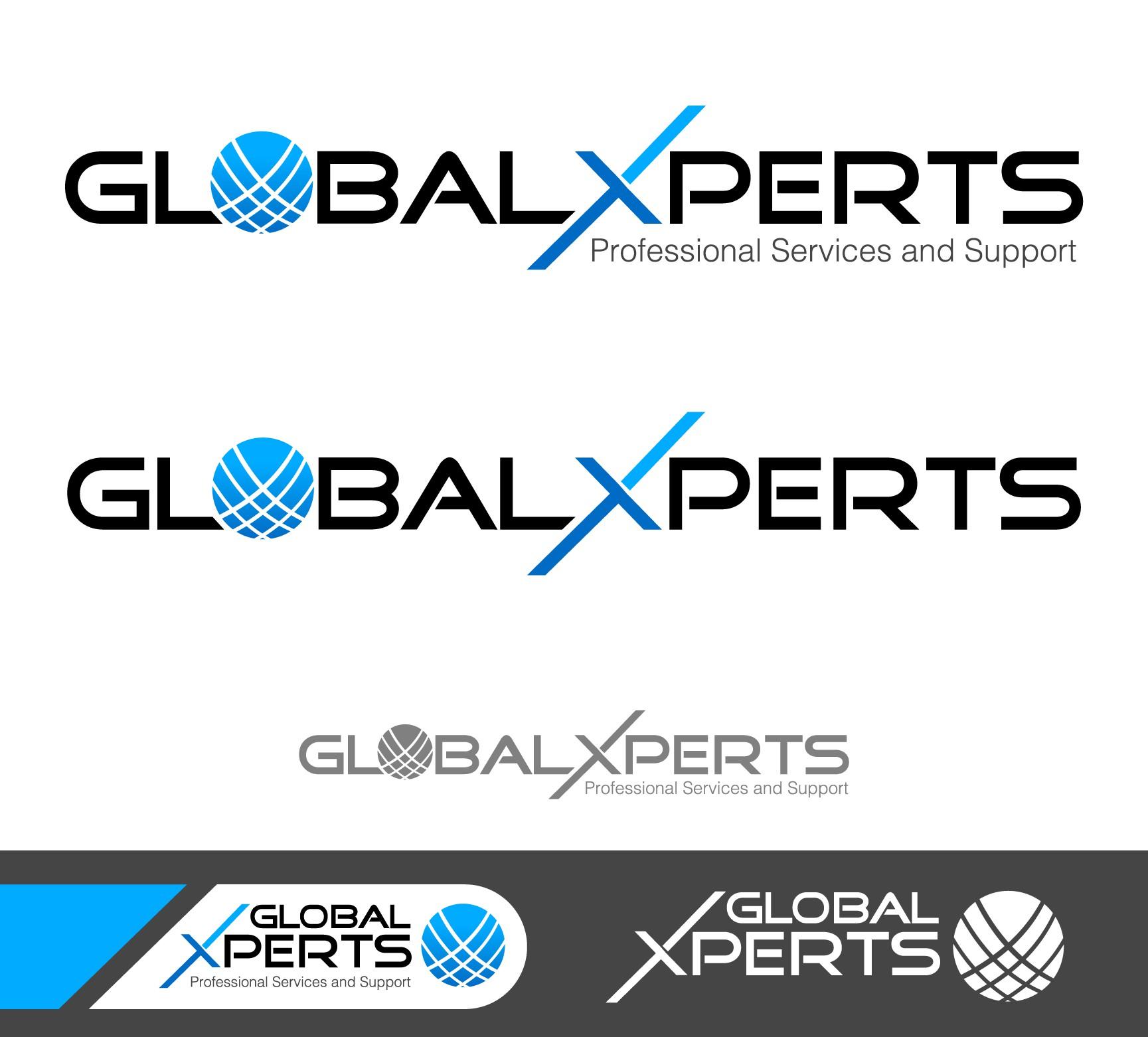 GlobalXperts needs a new logo
