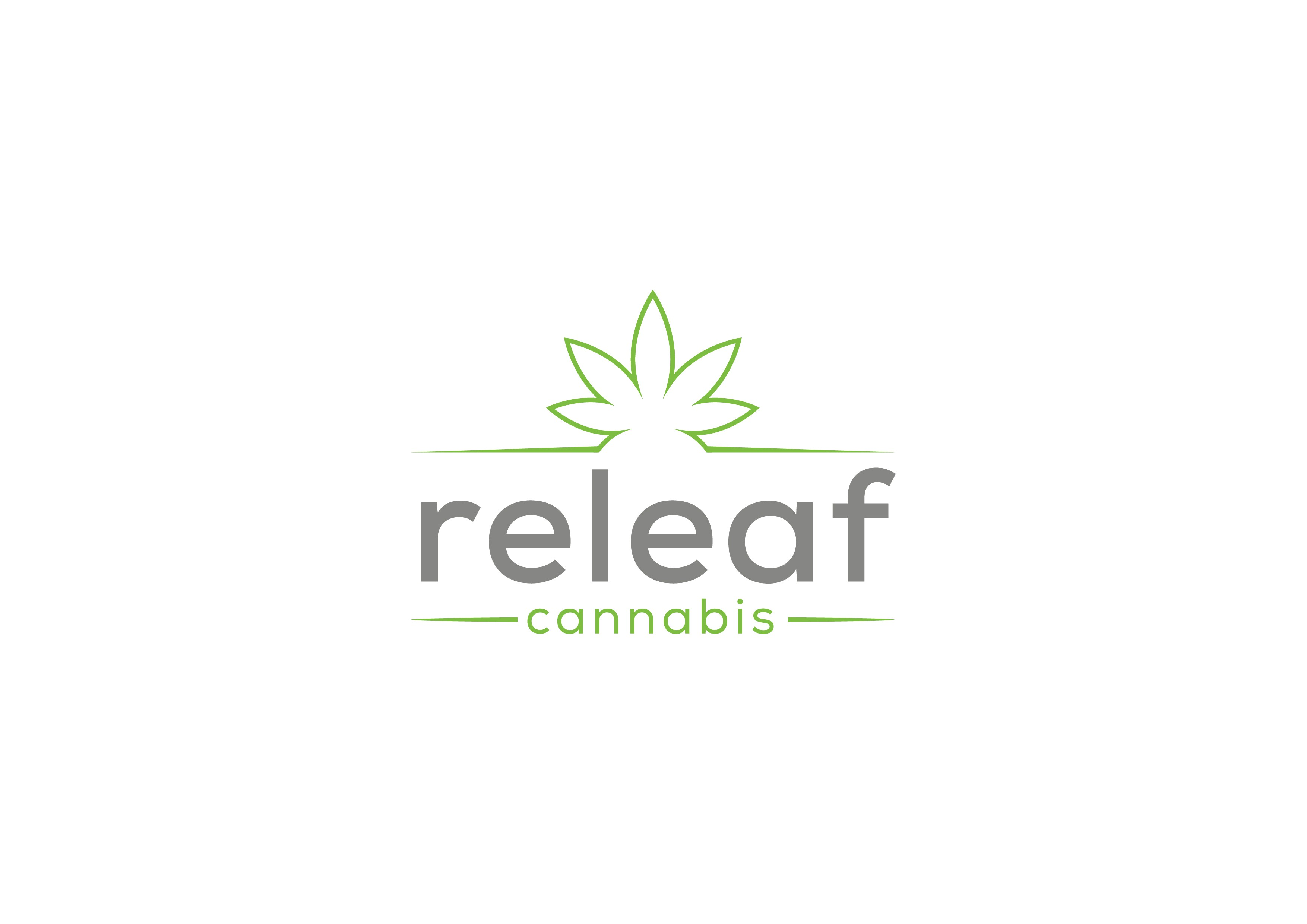 Releaf Cannabis - Need a cool and classy logo. Target group: 18+ with soft, industrial flare
