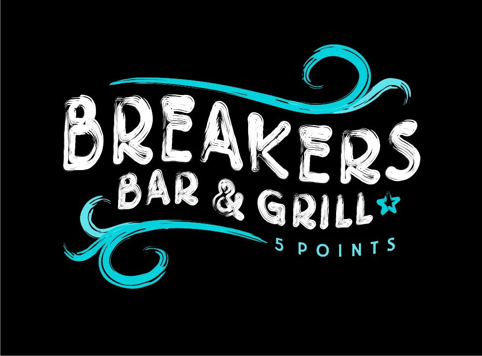 New logo wanted for Breakers  bar & grill