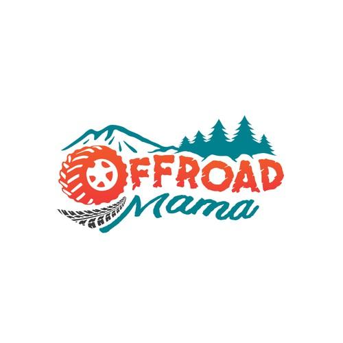 Off-road Mama logo