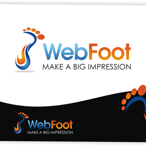 logo for WebFoot