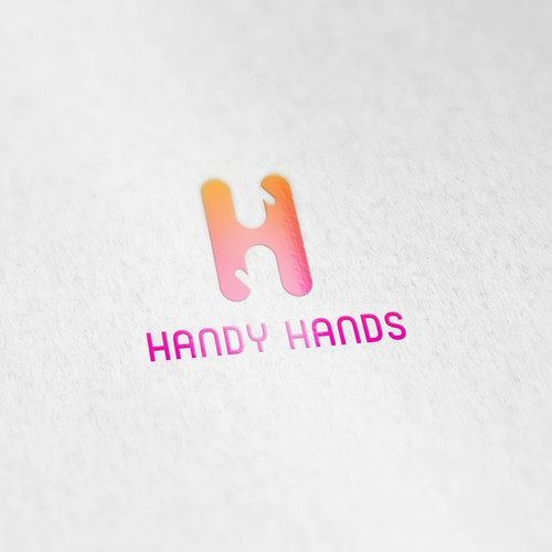 Logo Design For Handy Hands