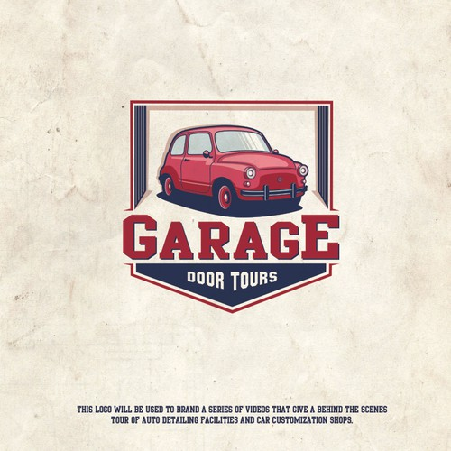Automotive Garage Logo