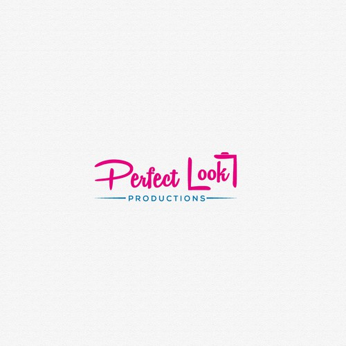 Logo Design for Perfect Look Productions