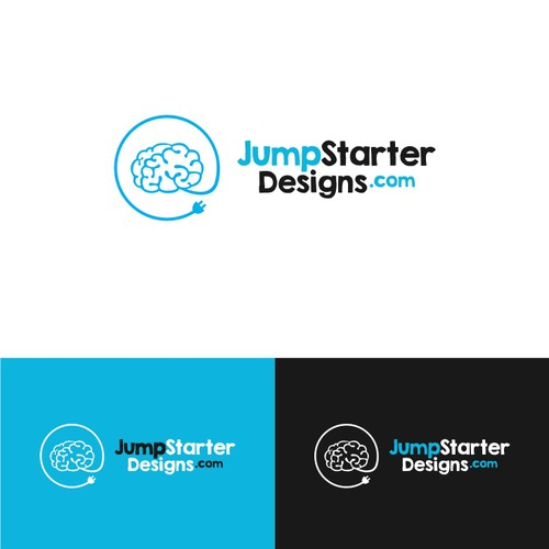 Create the next logo for JumpStarterDesigns.com