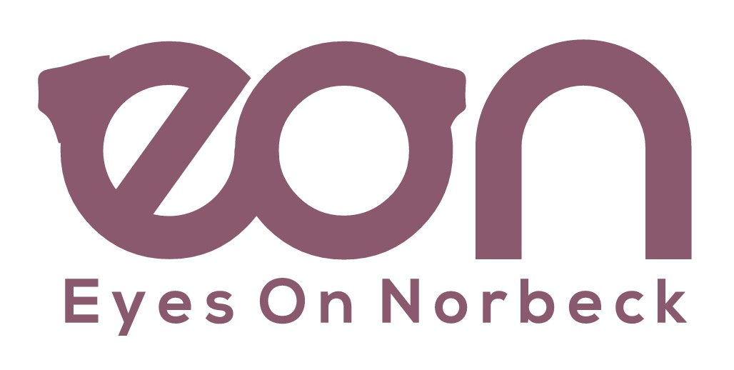 """Eyes On Norbeck needs an awesome logo to complement our """"vision"""""""