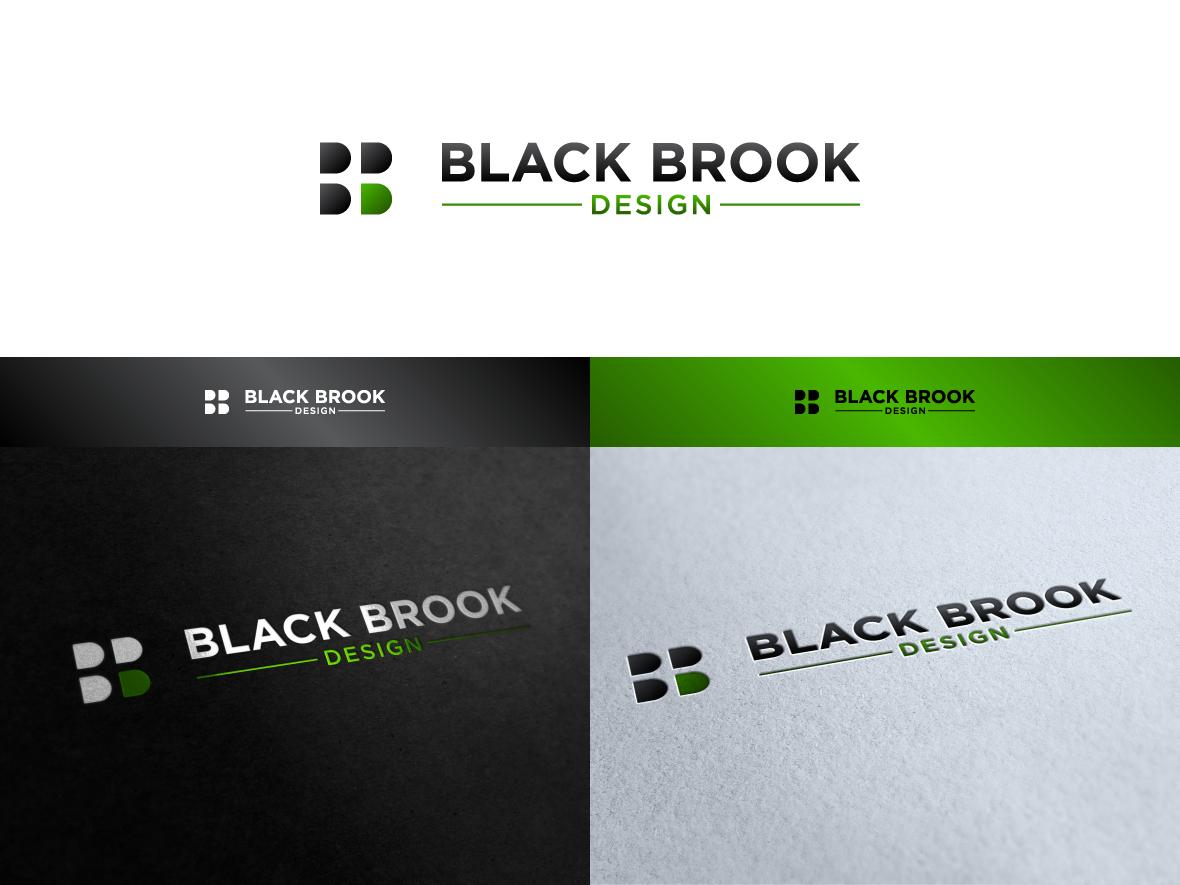 Black Brook Design needs a new logo