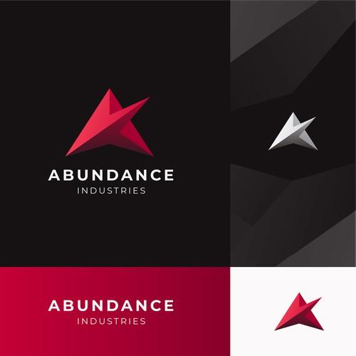 Logo concept for for abundance