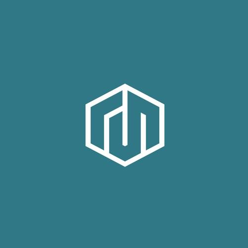 geometric lettermark