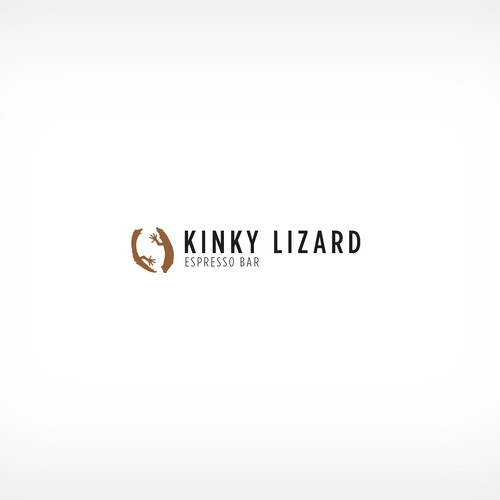 The Kinky lizard can be kinky.... or not...