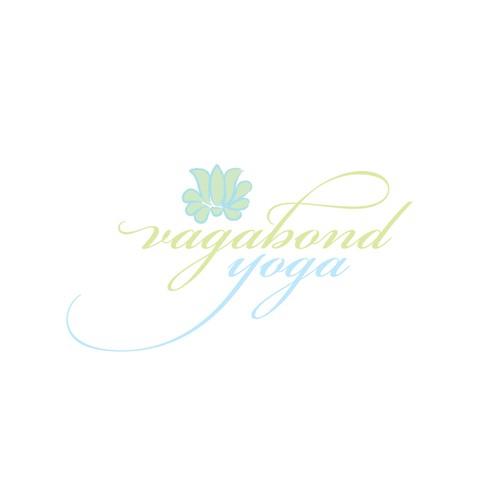 logo for Vagabond Yoga