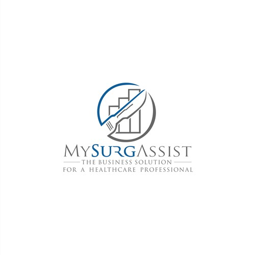 MySurgAssist Logo for Healthcare Professional