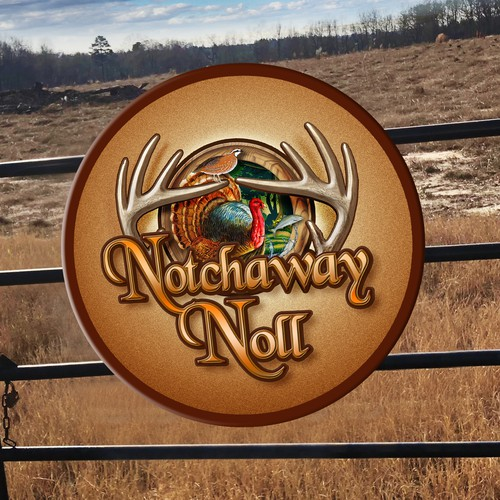 Nochaway Noll hunting center logo