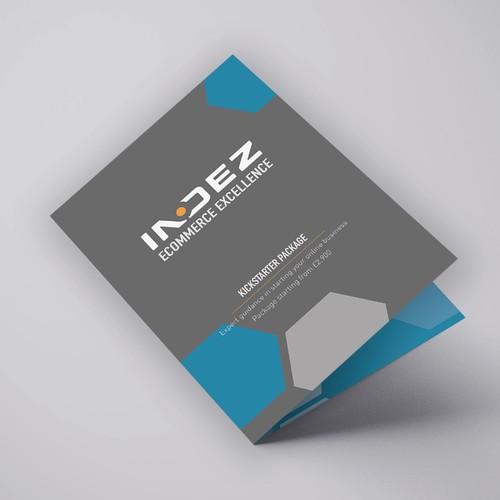 Updated INDEZ Promotional Leaflet