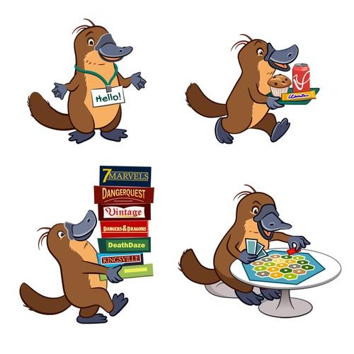 Character/Mascot design