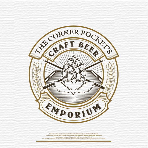 logo  for the Craft Beer Emporium