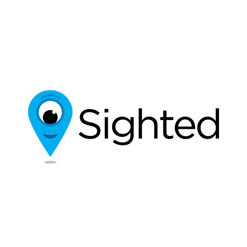 Logo concept for Sighted