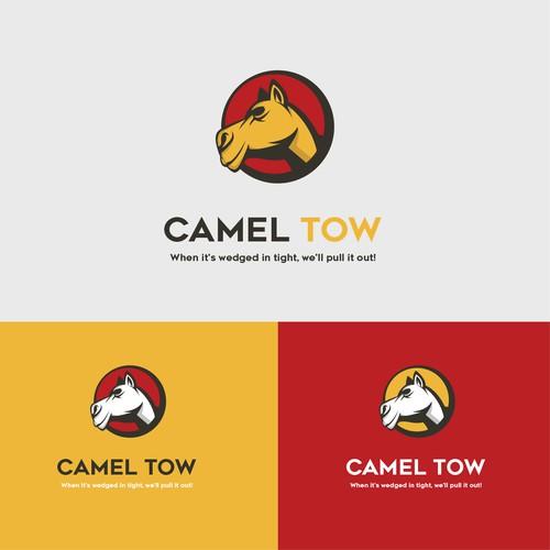 Camel Tow Logo