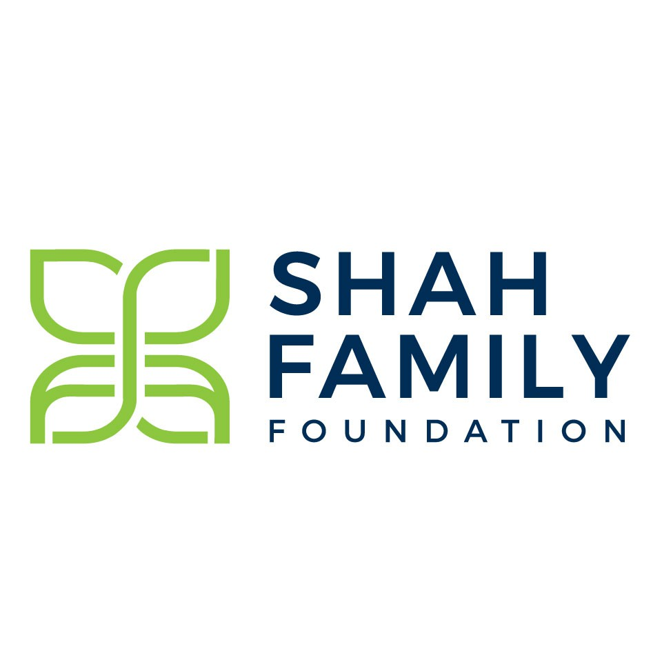 Design and Logo for Shah Family Foundation that celebrates passionate and smart solution