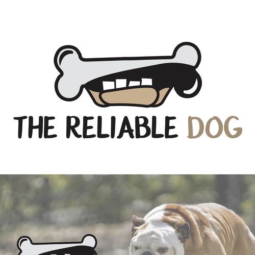 Logo for the Relaiable Dog