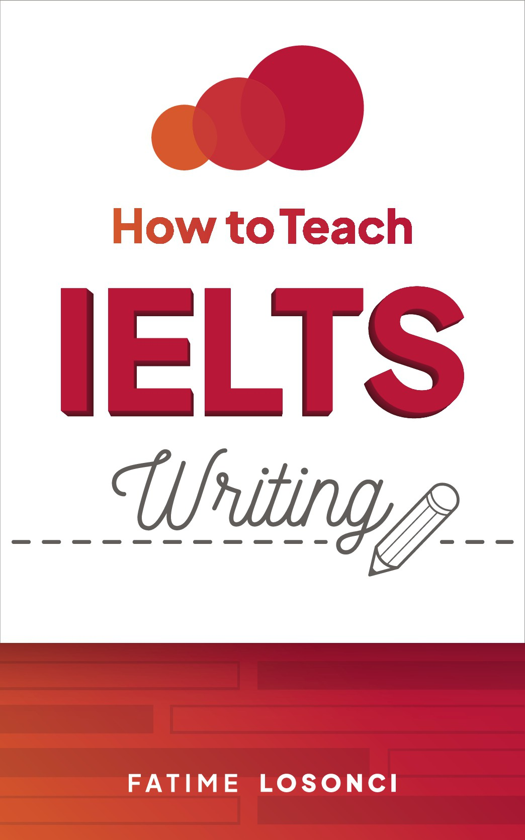 6 e-book covers for learners and their teachers preparing for an international English language exam