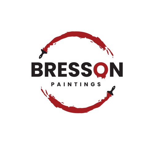 Logo concept | Bresson Painting