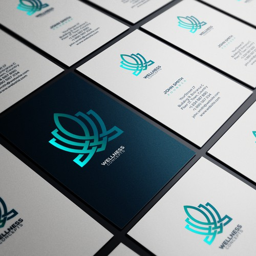 Logo done for WELLNESS CONCEPTS