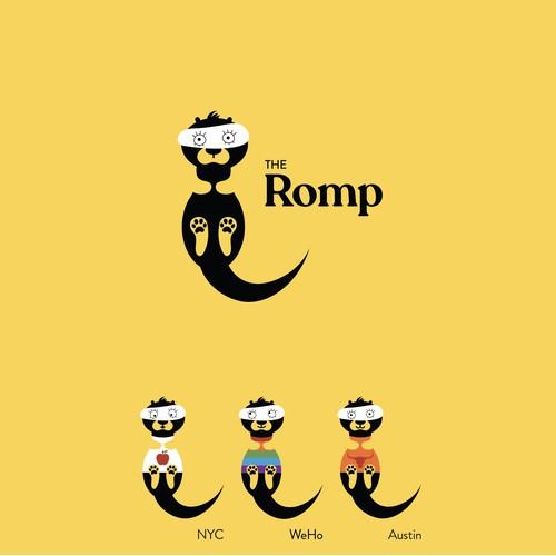 Playful logo concept CONCEPT UNUSED