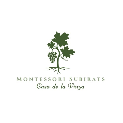 Montessori Subirats school is looking for a logo! Help us to design that clue part of our essence :)