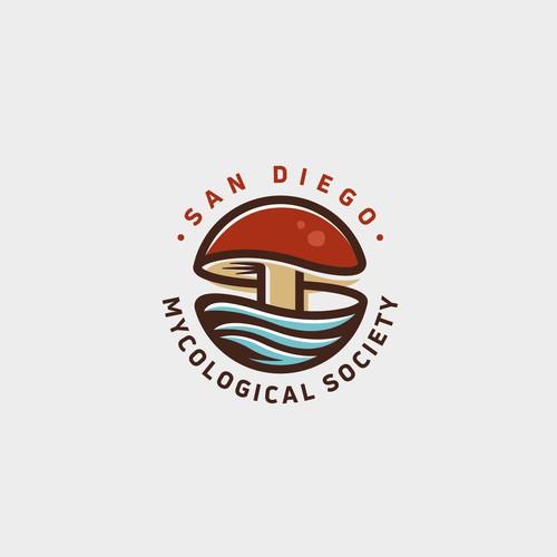 Fungi logo Design