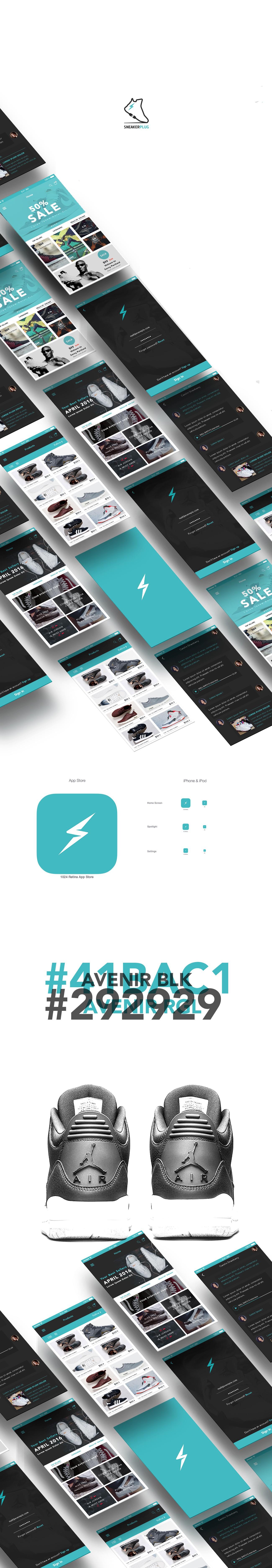 Sneaker Plug App