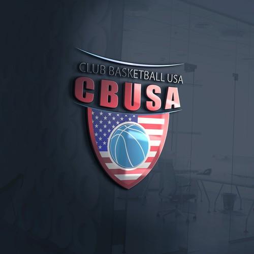 Logo Design for Basketball Club