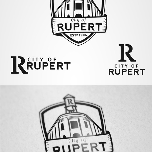 City of Rupert Logo Contest