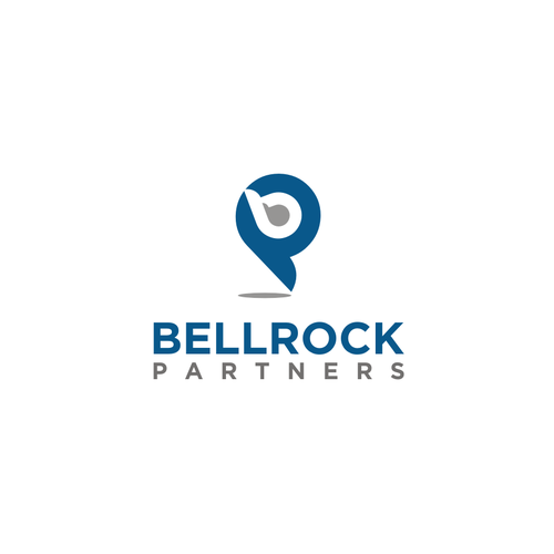 Logo for Risk Consulting Firm - Bellrock Partners