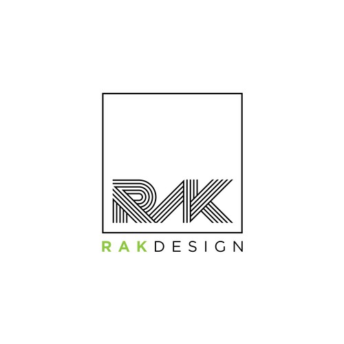 Creative architect logo