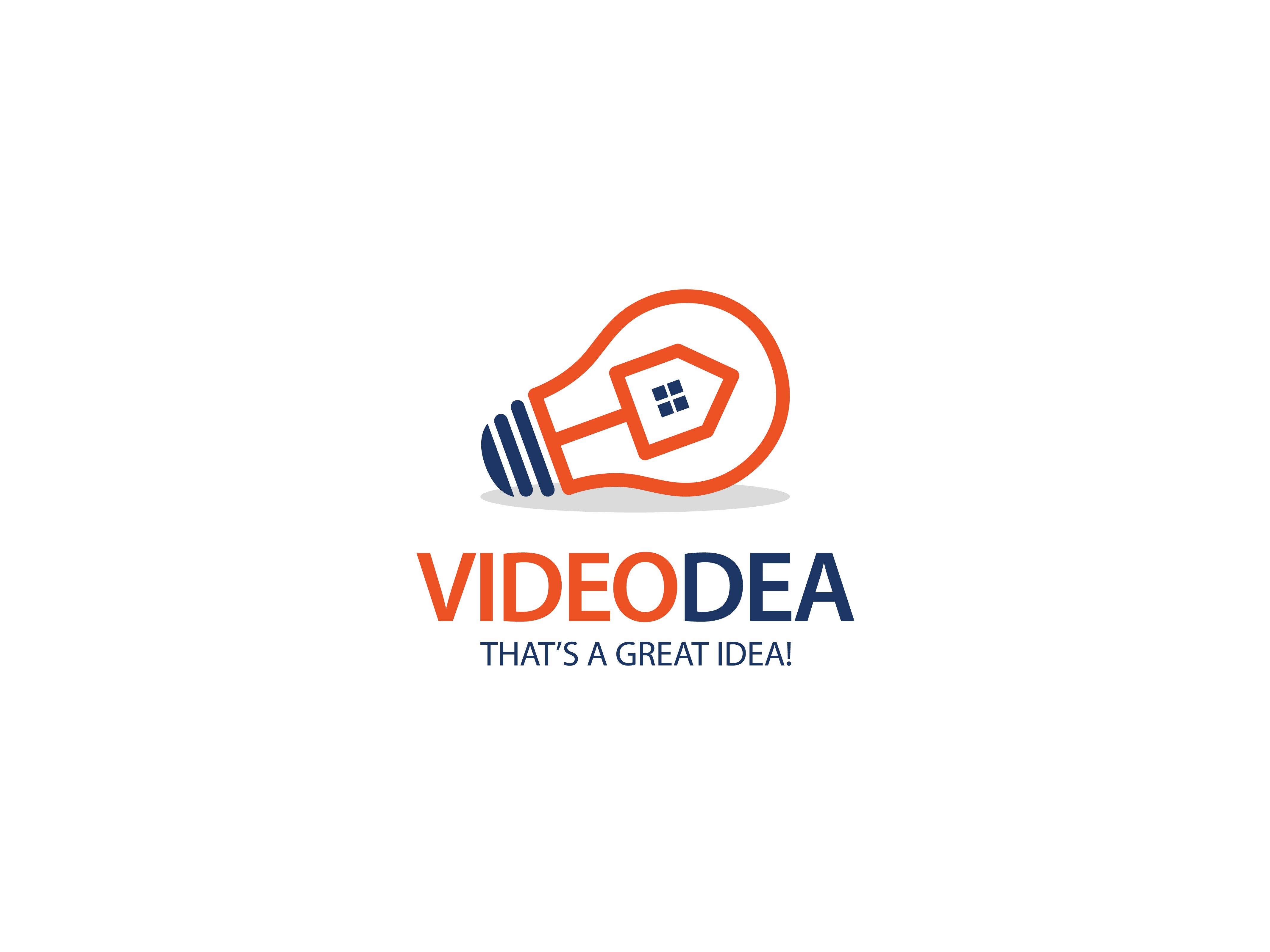 Design a funky logo for our real-estate video software.