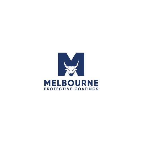 Logo Design for Melbourne Protective Coatings