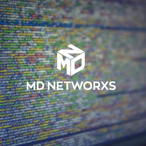 MD Networxs logo