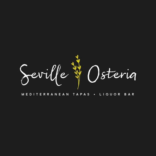 Branding Concept for Seville Osteria