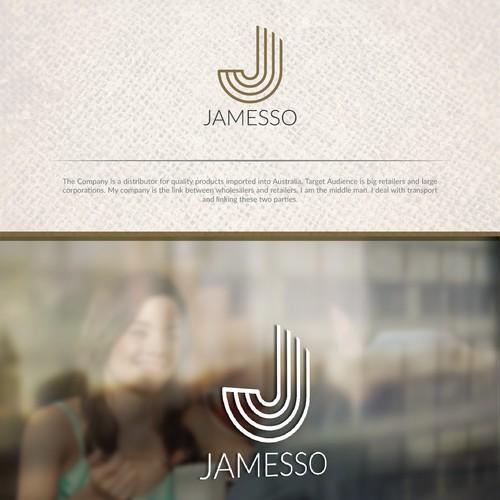 Jamesso Logo