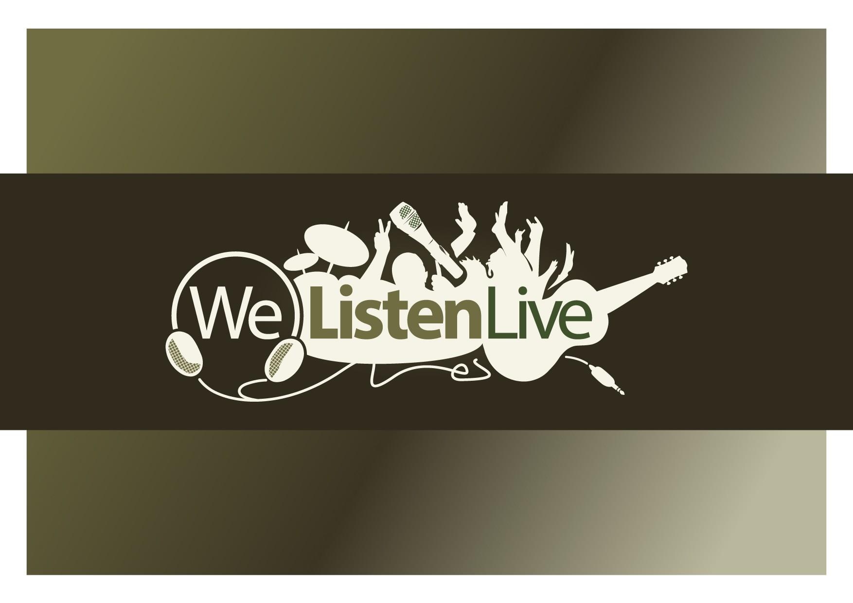 Logo for WeListenLive