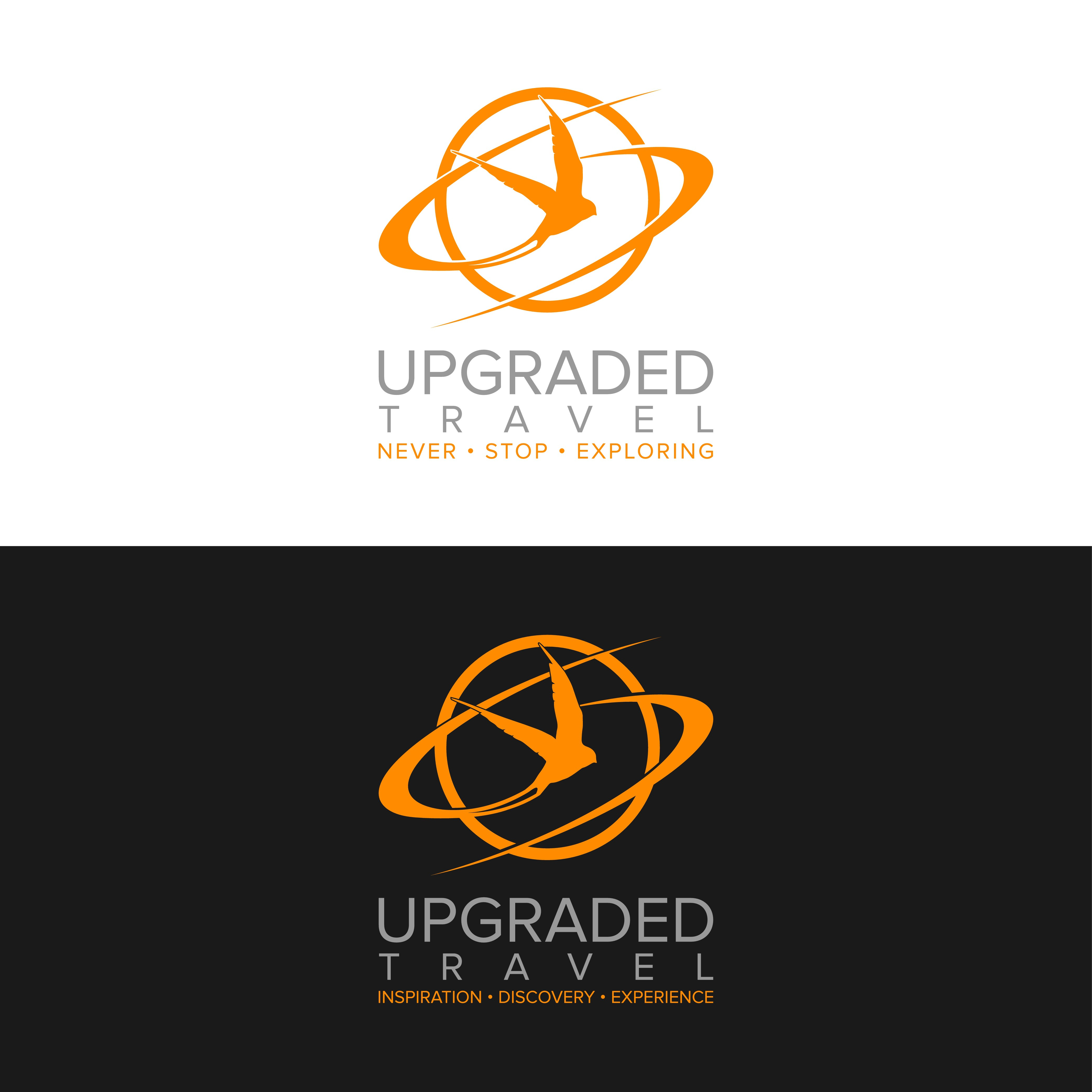 Create a Powerful Logo for an Exciting Travel Company
