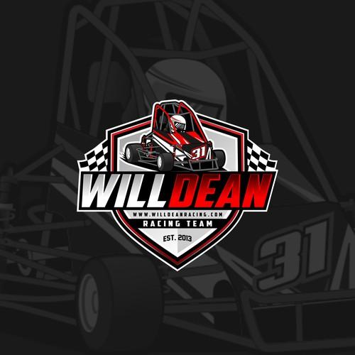 Will Dean Racing Team Logo