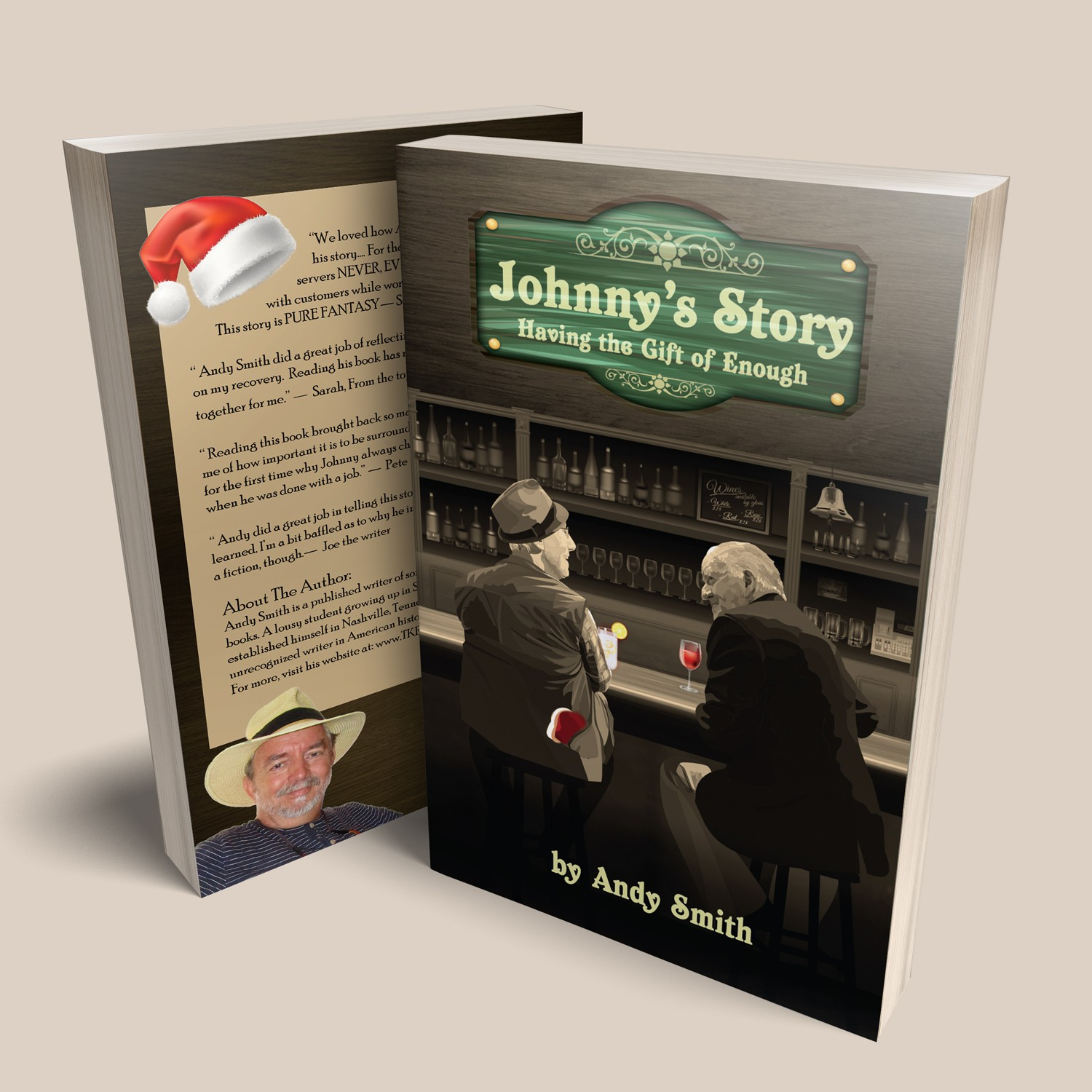 Johnny's Story .... Having the Gift of Enough