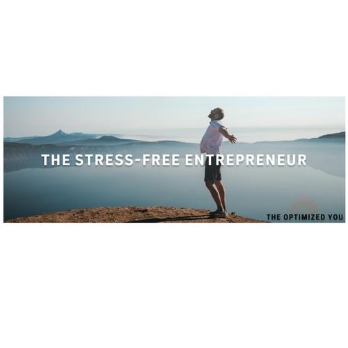 Uplifting Facebook Cover for Entrepreneur Group