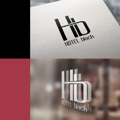 Sexy identity needed for cool new hotel.