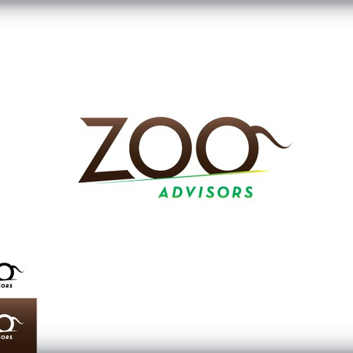 Zoo Advisors needs a new logo