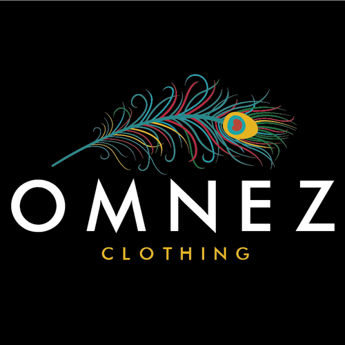 Create a logo for luxury clothing with an African taste