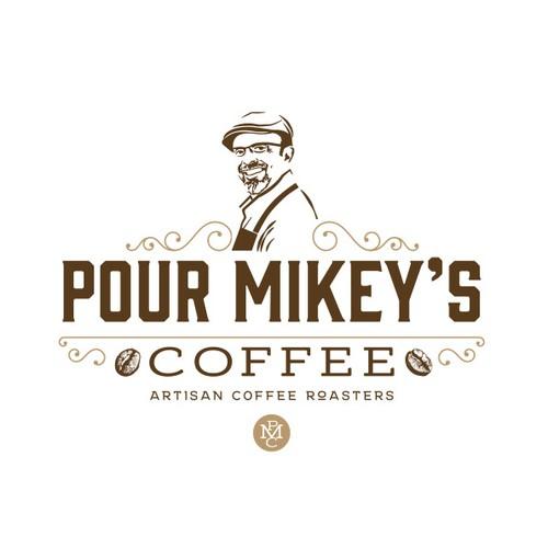 Logo for Artisan Coffee Shop